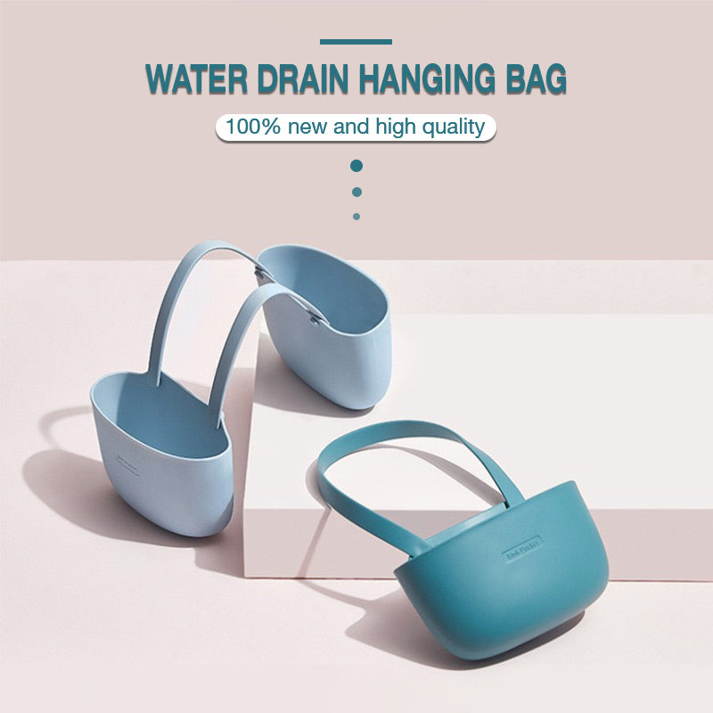 Water Drain Hanging Bag