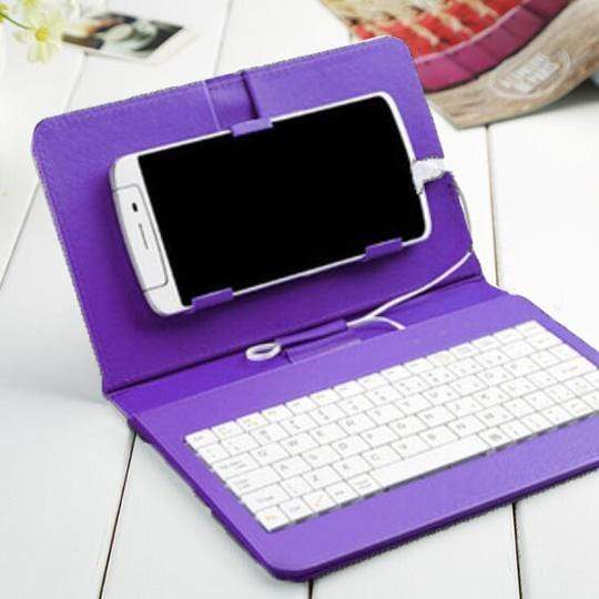 Universal Compact Clamshell Keyboard