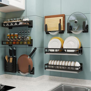 Stainless Steel Kitchen Shelving