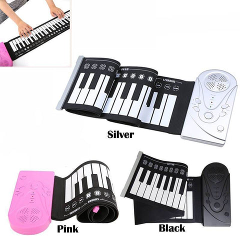 Portable Folding Piano(49KEYS)