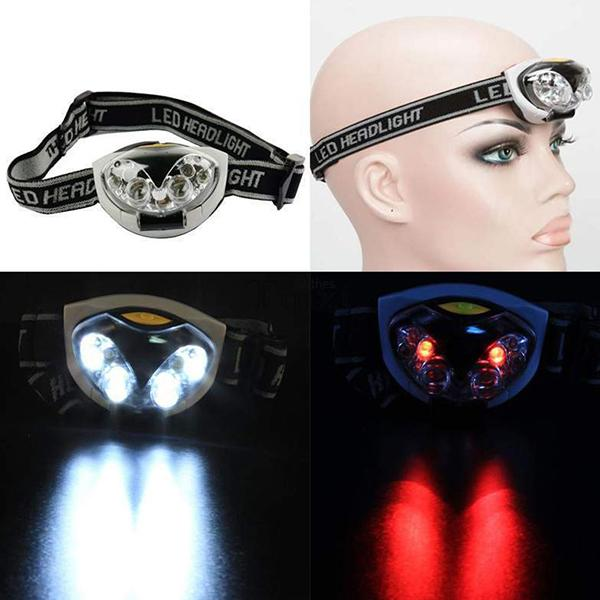 Portable Owl Headlamp