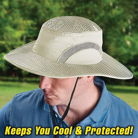 UV Protection Evaporative Cooling Arctic Hat