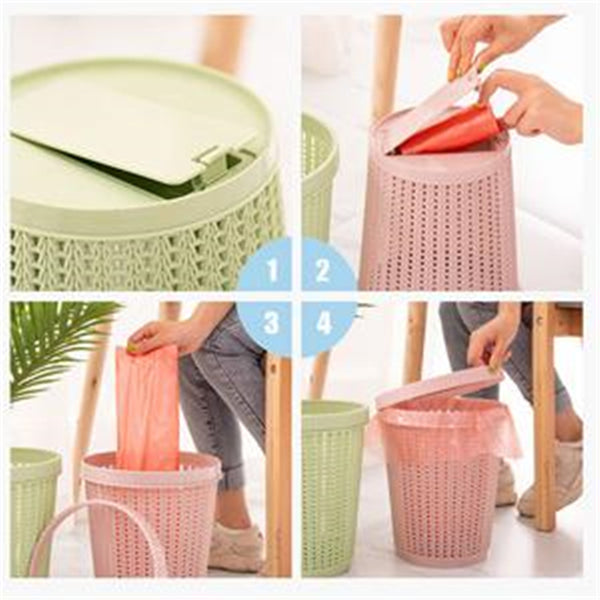 (🎅Christmas promotion-50% OFF🎅) Automatic trash can