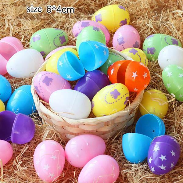 Easter Egg Decoration(12PCS)
