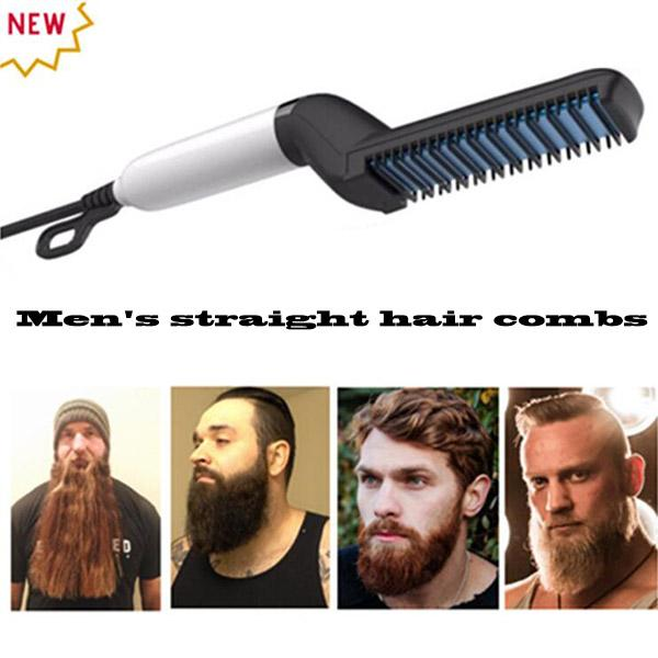 Men straight hair combs
