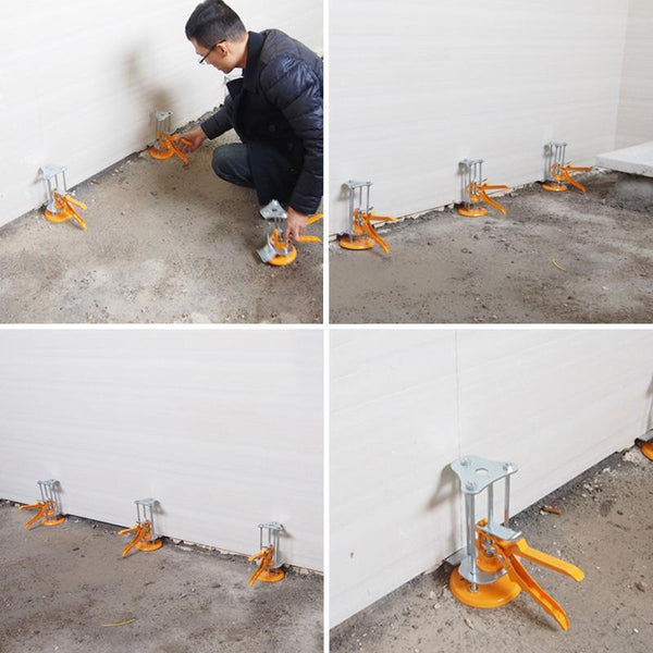 Wall Tile Height Locator