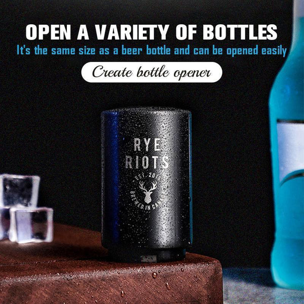 (50%OFF)Creative Automatic Bottle Opener