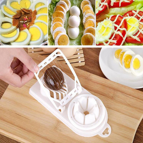 2 in 1 Multi-Function Egg Cutter(2 Pcs)