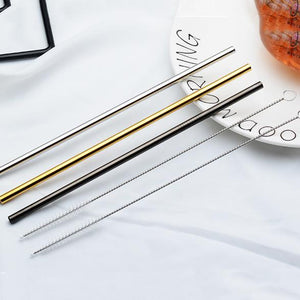 Stainless Steel Straw(1 Set)