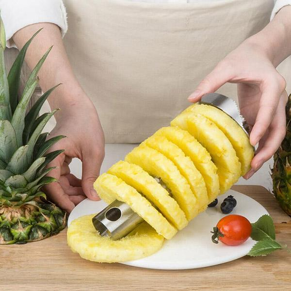 Stainless Steel Pineapple Peeler