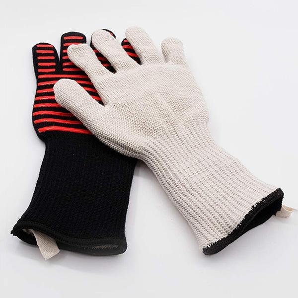 High-temperature Resistant Barbecue Gloves (1 Pair)