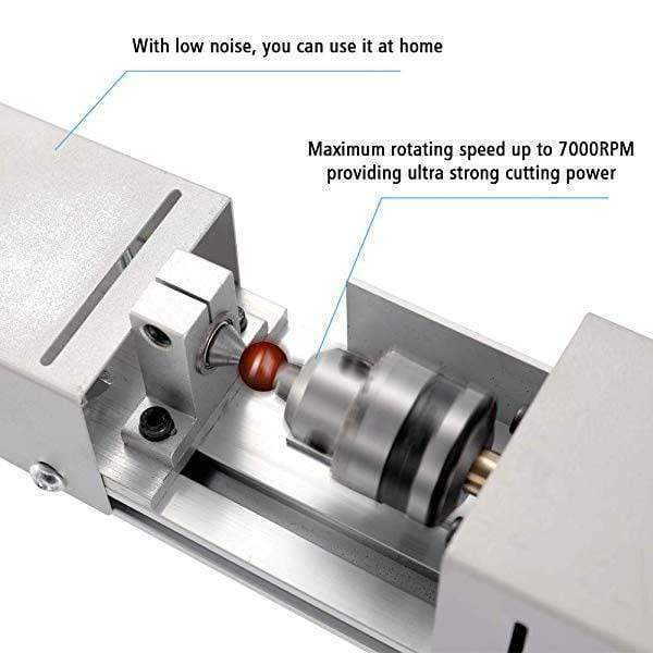 Mini DIY Lathe