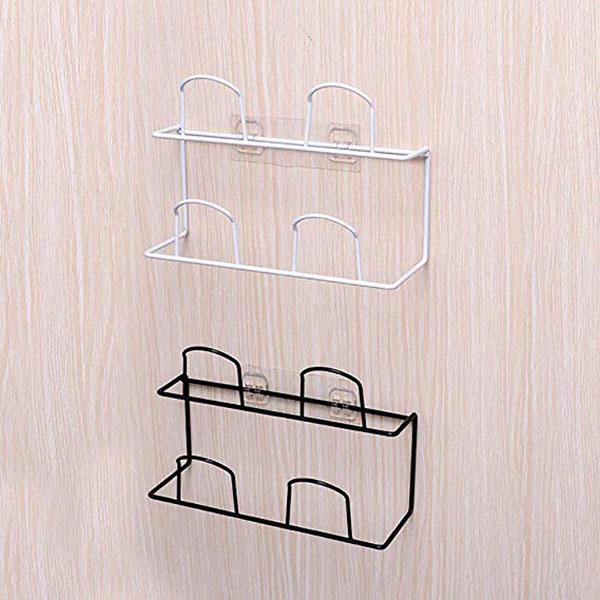 Multilayer Wall Receives Shoe Rack