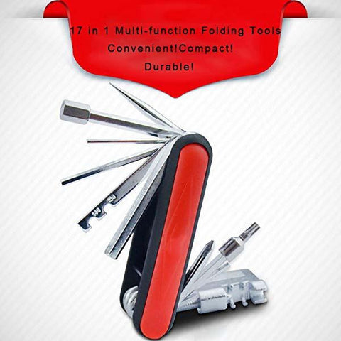 17-In-1 Multi-Function Repair Tool