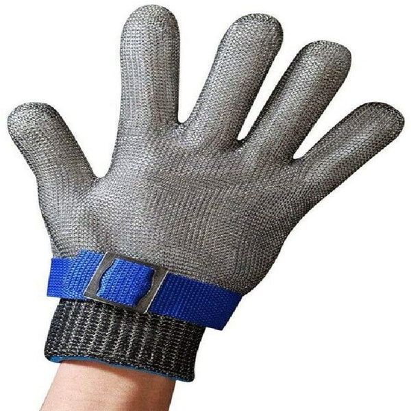 Pure Steel Wire Cut Resistant Gloves