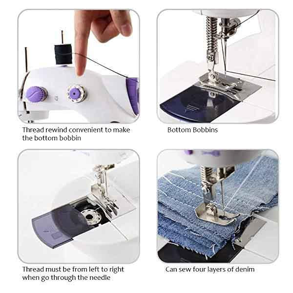 Household Miniature Electric Sewing Machine