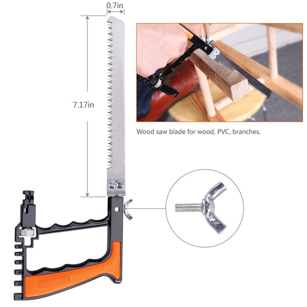 12 in 1 Universal Saw Kit