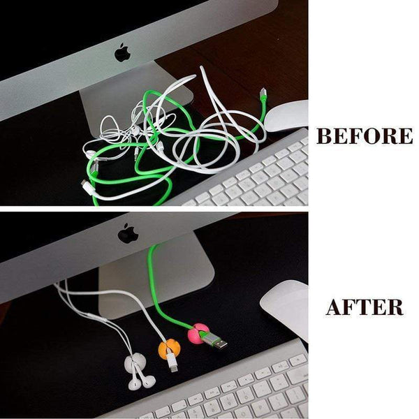Self Adhesive Cable Drop(BUY 10 ONLY SALE $9.99)