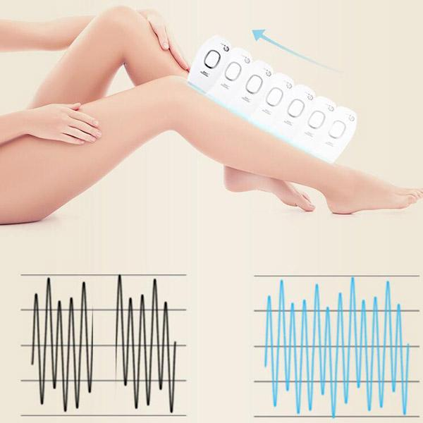 Laser hair removal apparatus