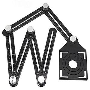 Mintiml Multi-Angle Measuring Folding Ruler