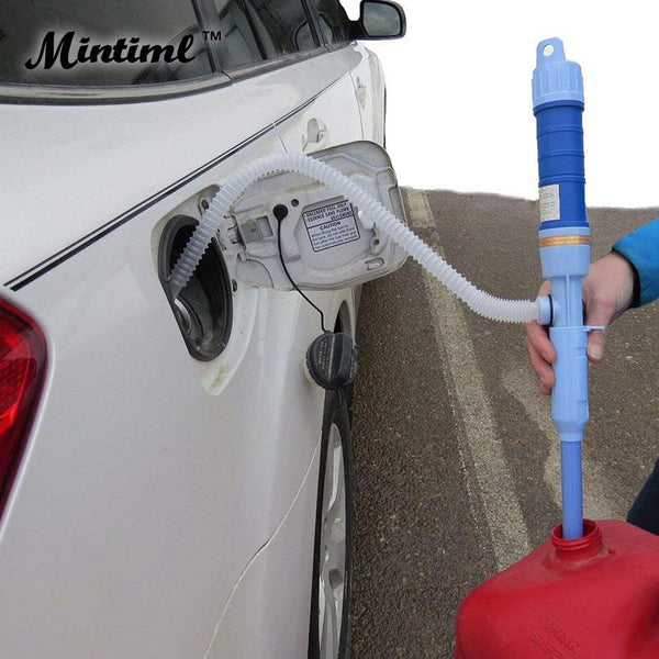 Portable Electric  Liquid Transfer Pump Pipe