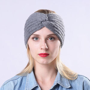 Ear Warmer Knitted Headband
