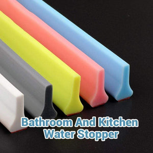 Bathroom And Kitchen Water Stopper