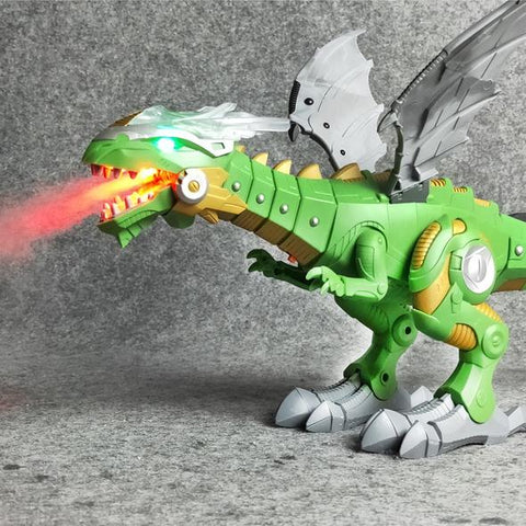 Spray Dinosaur Toy
