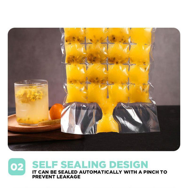 Ice Cube Maker Bag