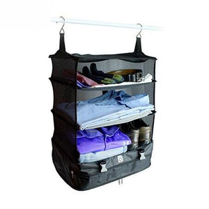 3-Tiered Travel Storage Holder