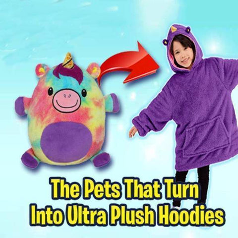 The Best Christmas Gift--Cute Pets Hoodie