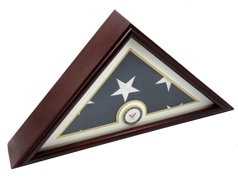 Flag Display Case, Decomil Decoration Store Display Case