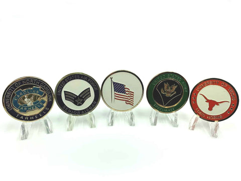challenge coins, Many Types of Challenge Coins