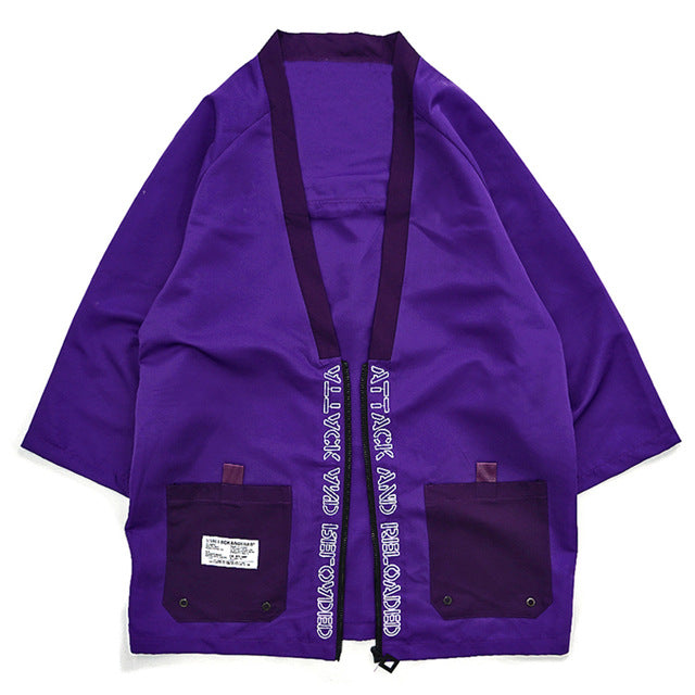 Heights Culture Kimono OverCoat - Heights Culture