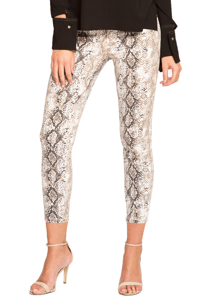 Joy Crop Denim - Prints
