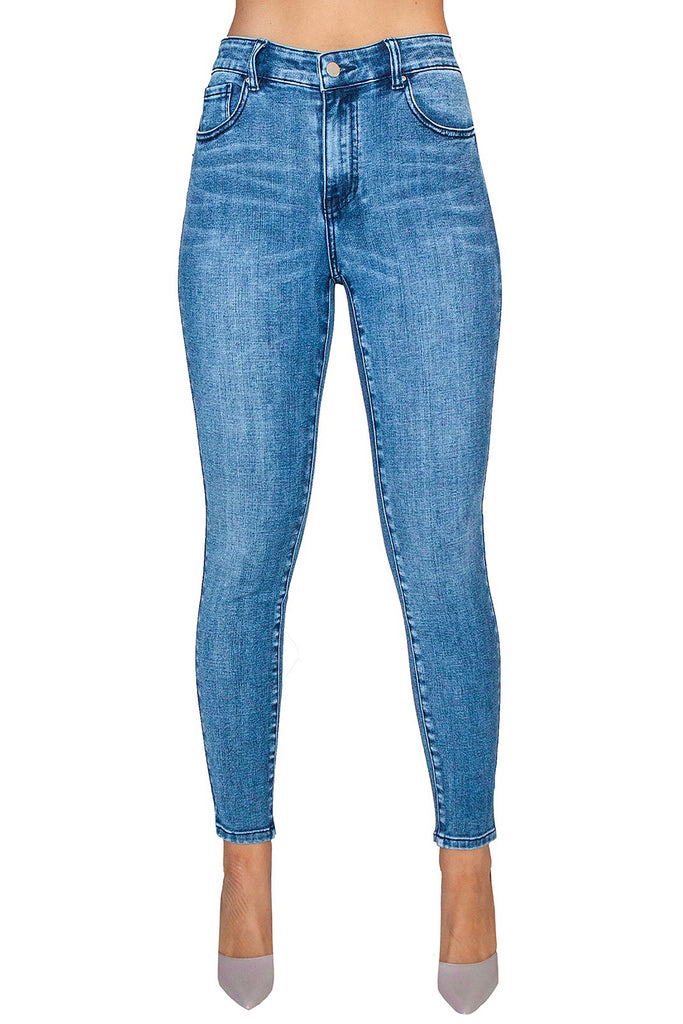 Jackie Denim Pants