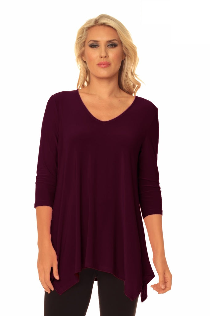 Allison Tunic - Around The World Travel - Fall Colors