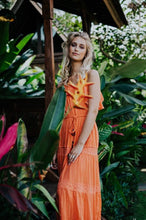 Load image into Gallery viewer, Sahara Maxi Dress Sunset