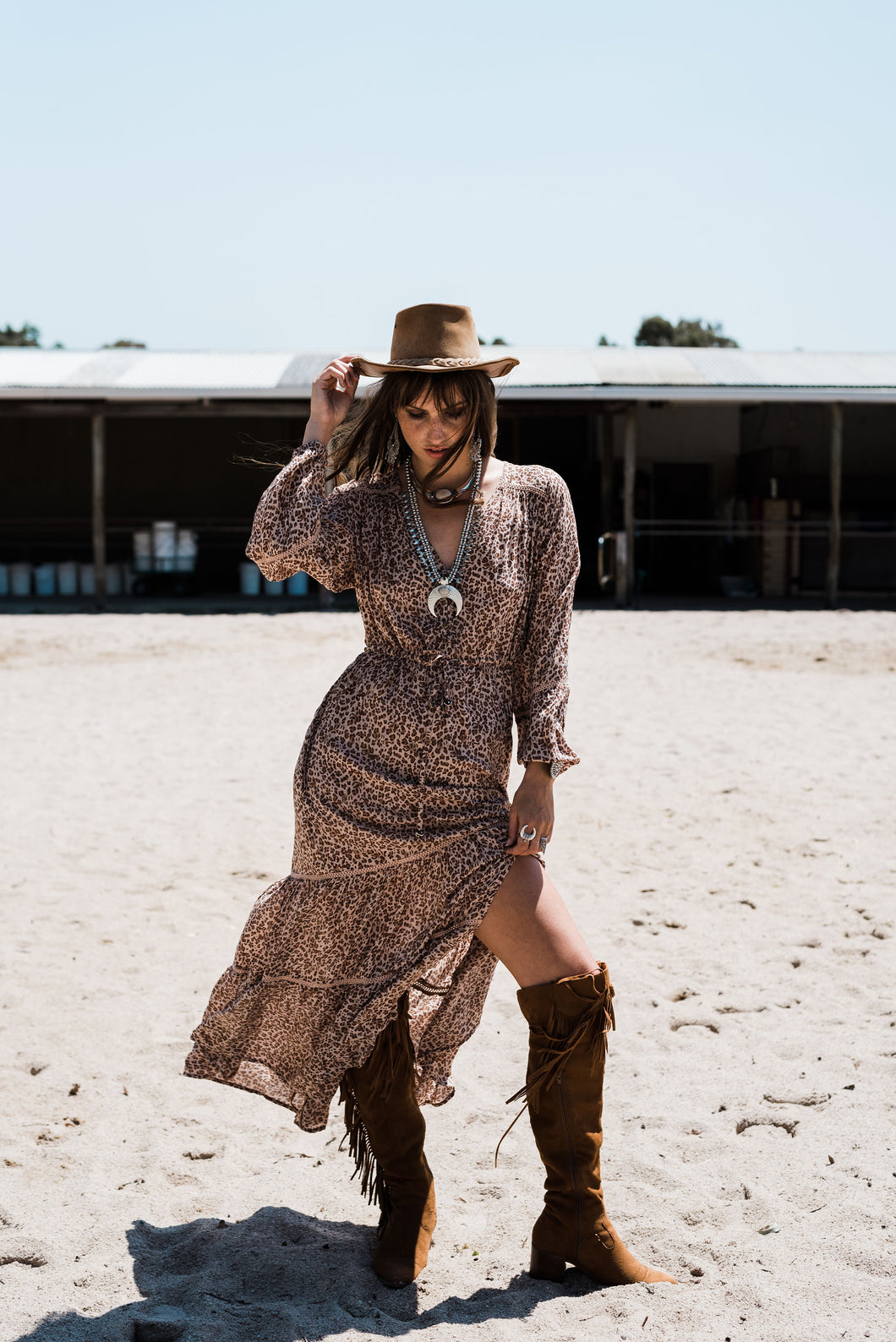 Into the Wild Gypsy Dress