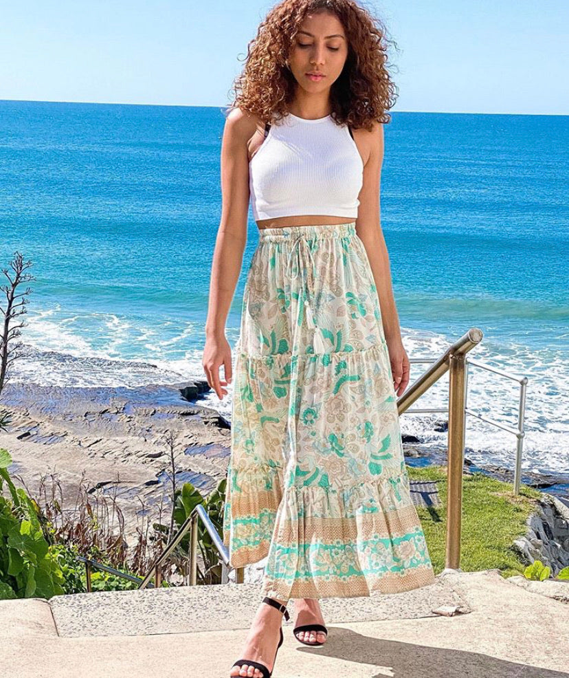 Almost Famous Skirt Songbird Lagoon