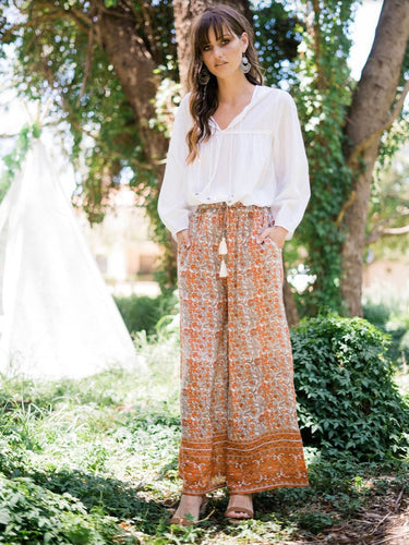 Sahara Pants Autumn Glory