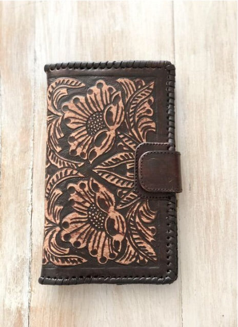 Sunflower Leather Wallet