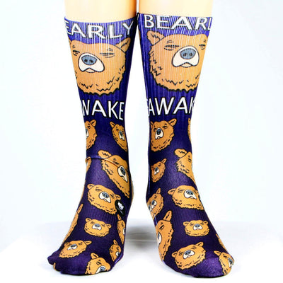 Bearly-Awake-Socks