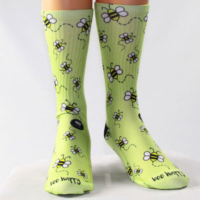 Bee-Happy-Socks
