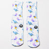 Bird-Socks-Flat-View-Purple