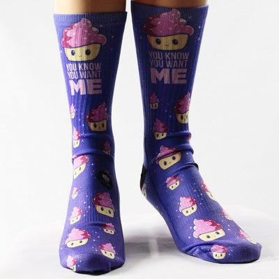 You-Know-You-Want-Me-Cupcake-Socks