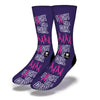 Fight-Like-A-Girl-Socks-Purple