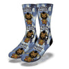 I-Kitty-The-Fool-Socks-Blue
