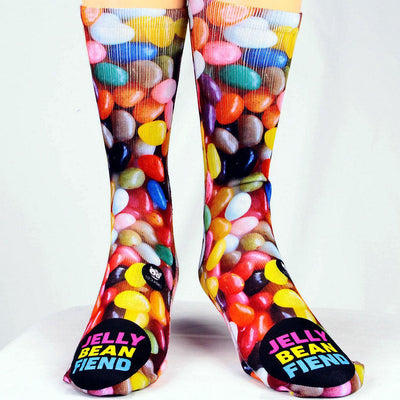 Jelly-Bean-Fiend-Socks