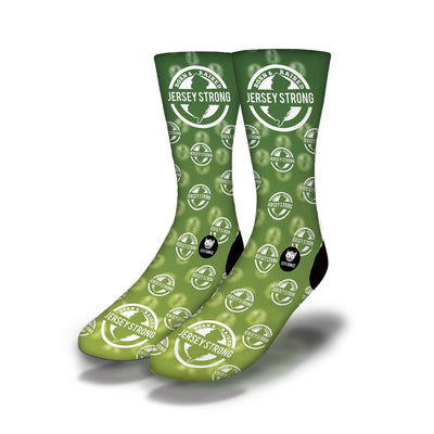 Jersey-Strong-Socks-Green